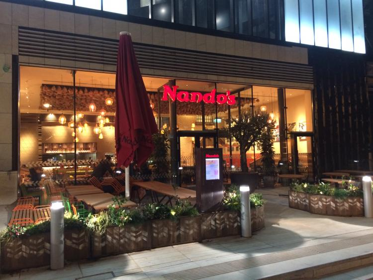 Oldham - City Centre | Rate YOUR Nando's - The Nando's ...
